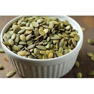 Pumpkin Seeds - 50 gms! Best Quality; Shelled Pumpkin Seeds. A Healthy Product!
