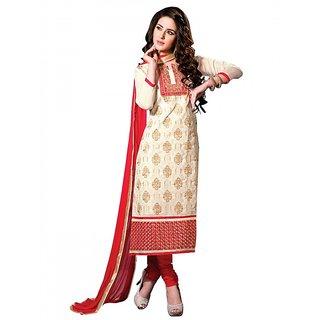 Semi Stitched designer Salwar Suits