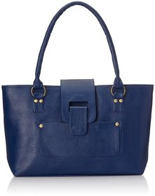 Alessia74 Handbag (Blue) (PBG144J)