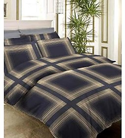 Bombay Dyeing ROSEVILLE Cotton Printed Double Bedsheet CS03RS04734901