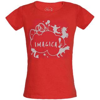 Boys Imagica Silhouette Logo T-Shirt