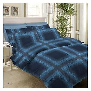 Bombay Dyeing Roseville Printed Cotton Double Bedsheet CS03RS04734902