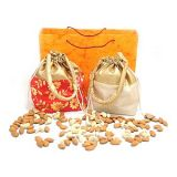 Elegant Goodie Bag With Dry Fruits