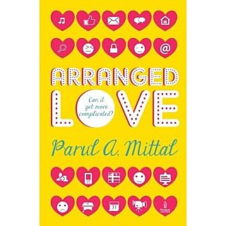Arranged Love by Parul A. Mittal