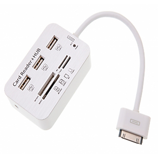 Callmate Card Reader  USB Hub For Samsung Galaxy Tab