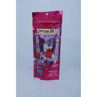 Optimum 100 gms fish food