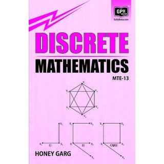 MTE13 Discrete Mathematics(IGNOU Help book for MTE13  in English Medium)