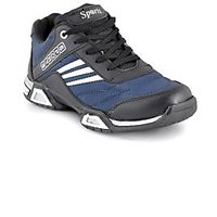 Foot n Style Mens Multicolor Lace-up Running Shoes
