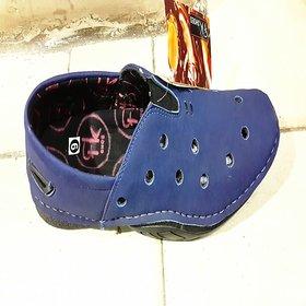 Blue & Tan Color (Export Premium Quality)