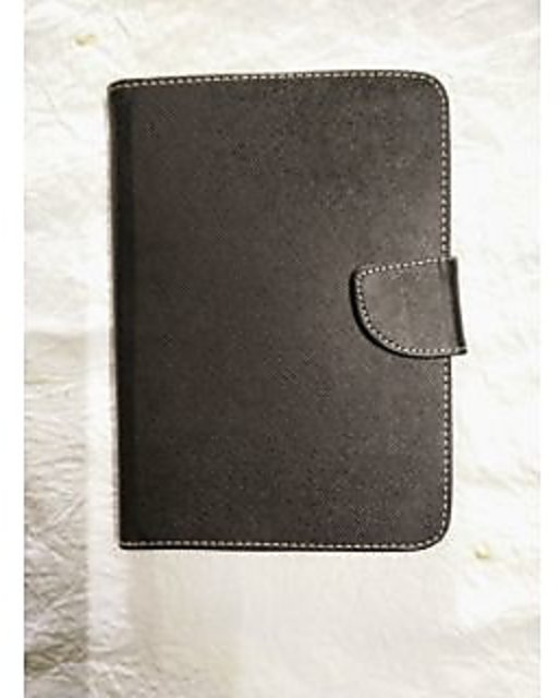 Best Buy Presents Universal Book Flip Case For 7 Inch Tablet Pc With Strap