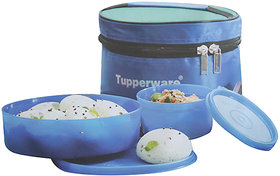 Tupperware Classic Lunch Box Free With Insulated Bag