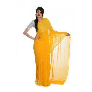 Rajasthani Yellow Color Contrast Mothara