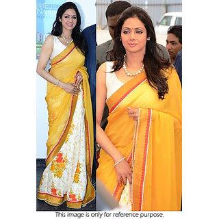 Sridevi Marble Printed Saree