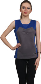 ZINC WOMEN'S  SLEEVELESS SPEEDSTAR TANK TOP