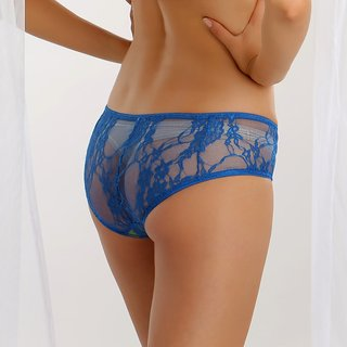 Clovia Brief in Blue