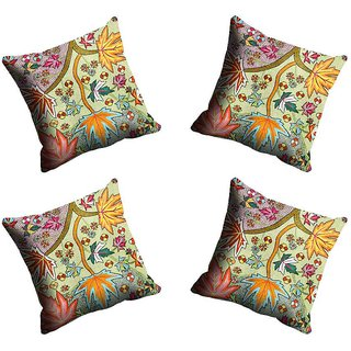 Maple Flowe Cushion Covers