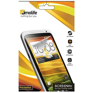 Molife screen guard for Sony Xperia Z1 - C6902 - FRONT & BACK