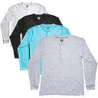 TSX Men's Multicolor Round Neck T-Shirt (Pack of 4)