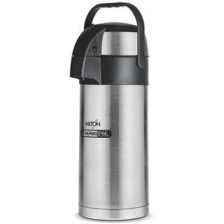 Milton Beverage Dispenser 3000 - Steel Plain