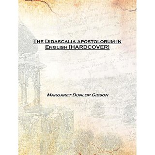 The Didascalia apostolorum in English 1903