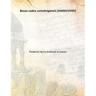 Bezae codex cantabrigiensis 1864