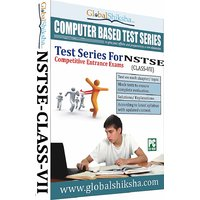 National Level Science Talent Search Examination (NSTSE) - Computer-based Test Series - Class 7