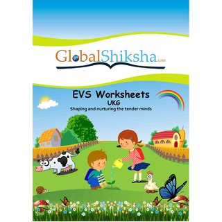 Worksheets for UKG - Environmental Science (EVS)