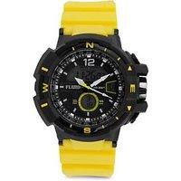 Original Fluid DMF-009-YL01 Watch With Manufacturer Warranty - Deal Price