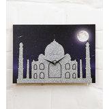 Zeeshaan The Taj Mahal Wall Clock