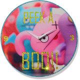 Zeeshaan Peeka Boo Wall Clock