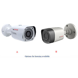 CPPLUS HDCVI CP-UVC-T1100L2 1 Megapixel HQIS Pro White