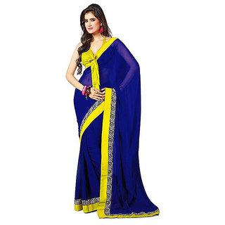 blue senorita sarees