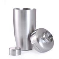 Flat top Cocktail shaker - 600 ml