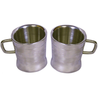Set of 2 Double Wall Milano Cups