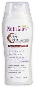 Nutriglow Protein Nourishing  Shampoo - For Weak and Frizzy Hair
