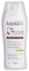 Nutriglow Straight N Shine Shampoo  - For all Hair Types