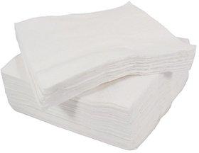 Tissue Paper - Paper napkin White (1 set  4packs)