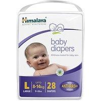Himalaya Baby Diapers Large (28 Pieces)