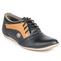 Foot N Style Men's Multicolor Lace-Up Casual Shoes