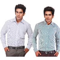 D&Y Set of 2 Formal Shirts