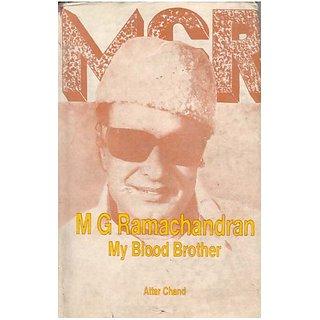 M.G. Ramachandran: My Blood Brother