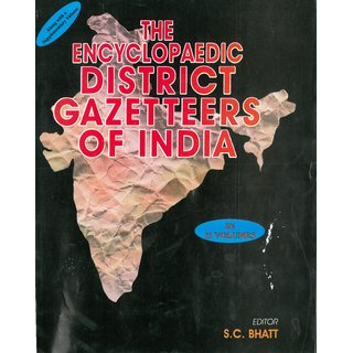 The Encyclopaedia District Gazetteer of India (Northern Zone), Vol.3