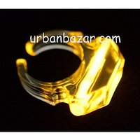 Neon Glow Finger Ring - Perfect Product For This New Year Party