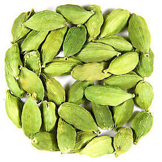 50 Grams Whole Green Cardamom / Elaichi Pods - Best Quality Spices from India!