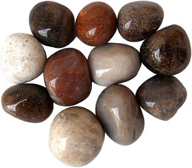 Prisha Fancy Mix Decorative Stones (1 Kg)