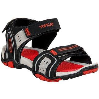 Tomcat Men's Multicolor Velcro Sandals