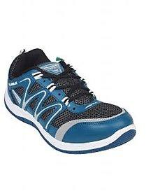 Columbus Men's Black Sports Shoes