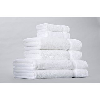 Fresh From Loom Bath Towel-Set of 2, Hand Towel-Set of 2  Face Towel-Set of 2