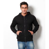 Weardo Men's Black Sweatshirt