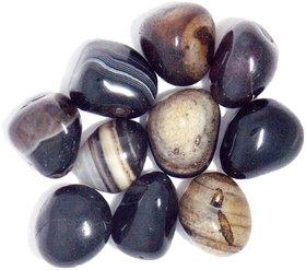Prisha Black Onyx Decorative Stone (2 Kg)